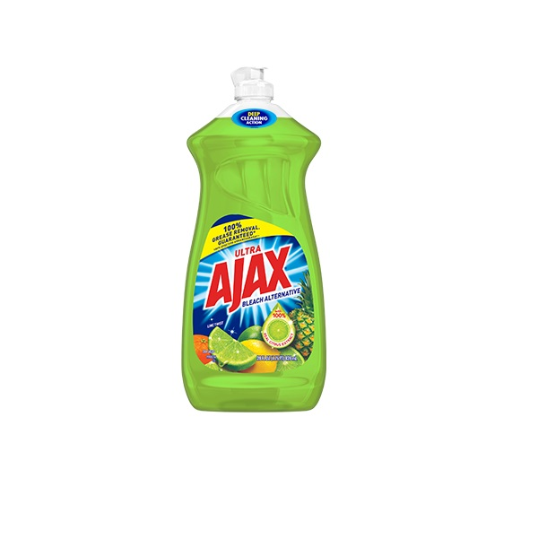 Ajax Dish 28oz Lime