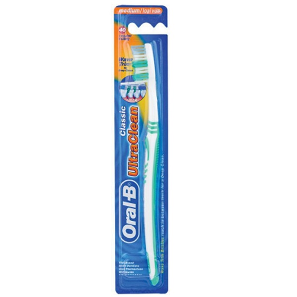 Oral-B Toothbrush Classic Medium