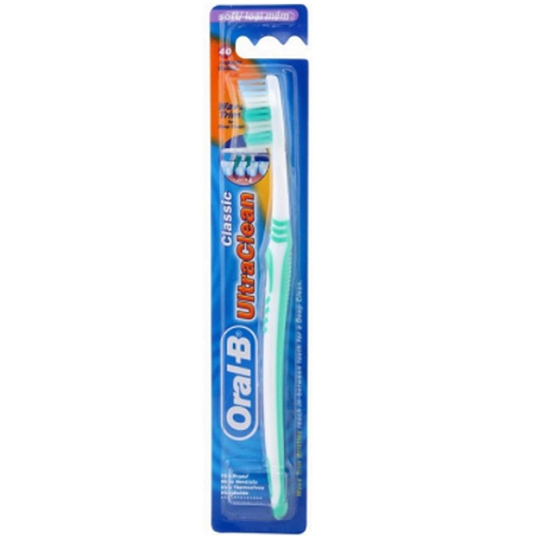 Oral-B Toothbrush Classic Soft