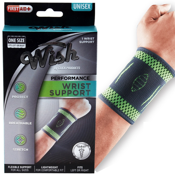 Wish Performance HD Support Wrist