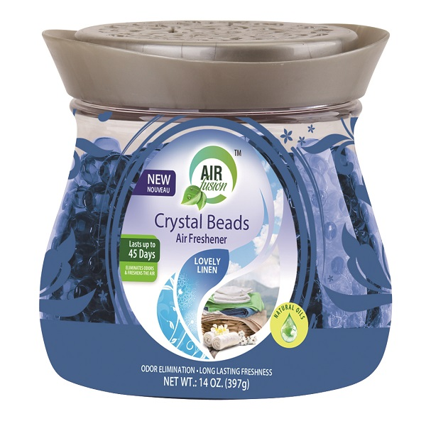 Air Fusion Crystal Beads 14oz Lovely Linen
