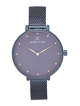 Daniel Klein Women Navy Blue Analogue Watch DK11421-7