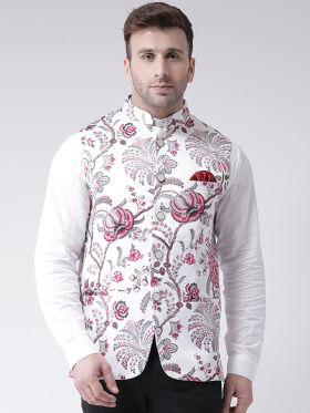 NEHRU JACKET KURTA SET