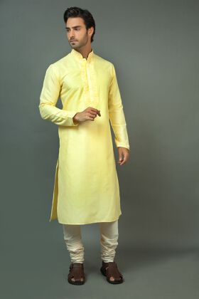 RESHAM WORK KURTA CHURIDAR