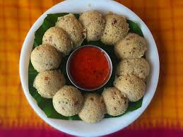 Masala Vegetable Idli