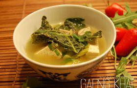 Gaeng Khae Soup