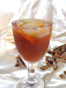 Apple Cinnamon Iced Tea
