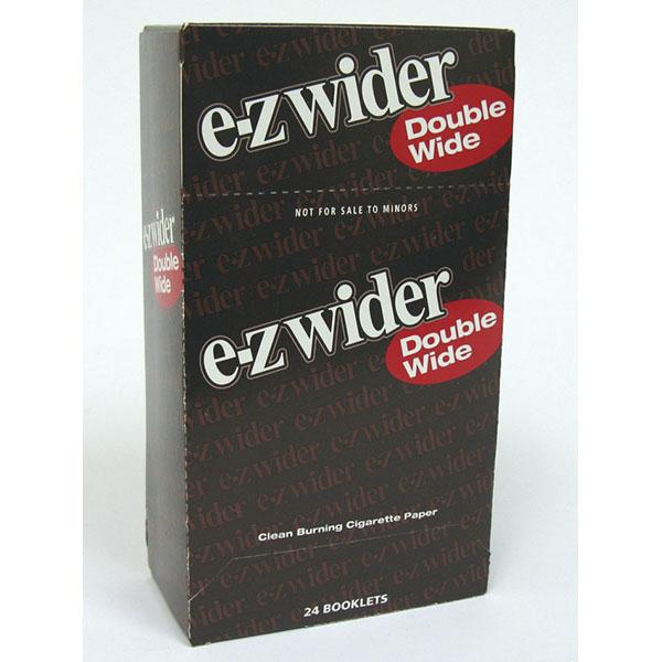 E-Z WIDER CIG. PAPER *DOUBLE WIDE* 24CT