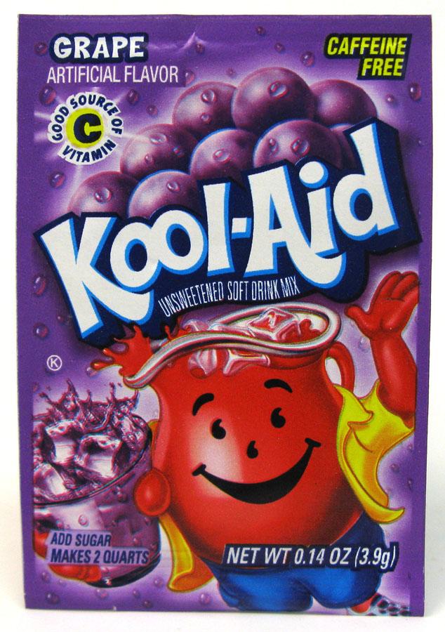 KOOL-AID DRINK MIX 48CT *GRAPE*