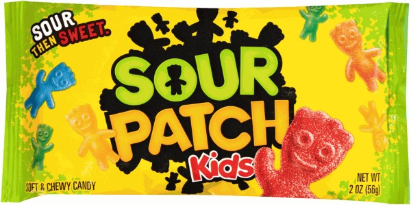 SOUR PATCH 2OZ 24CT *KIDS*