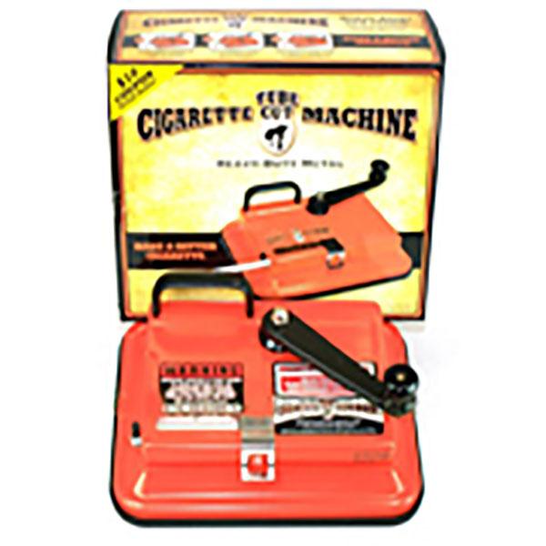 GAMBLER CIG. MAKING MACHINE HEAVY DUTY METAL *TUBECUT* #TCMA