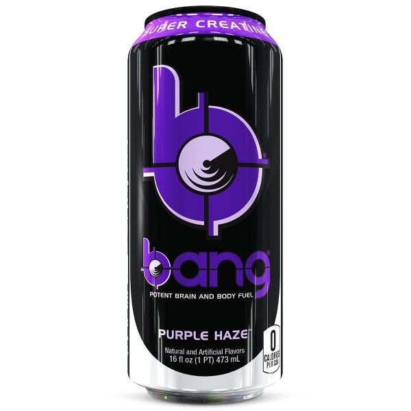 BANG ENERGY 16OZ *PURPLE HAZE*