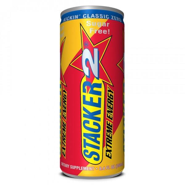 STACKER 2 EXTREME ENERGY 12OZ *KICKIN' CLASSIC ZERO*