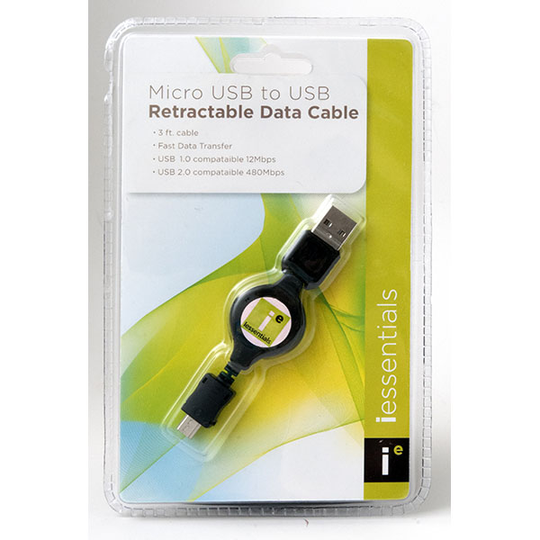 USB CABLE MICRO #IE-MICRO-USBR