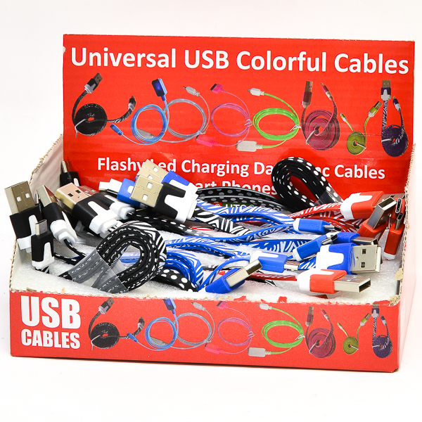USB CABLE FLAT *MICRO*