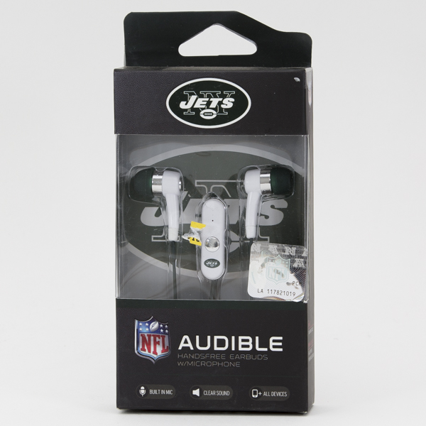 EARBUD NFL *JETS* #NFL-STHF-NYJ