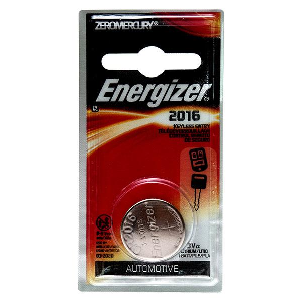 ENERGIZER WATCH BATTERY *CR2016* #ECR2016BP