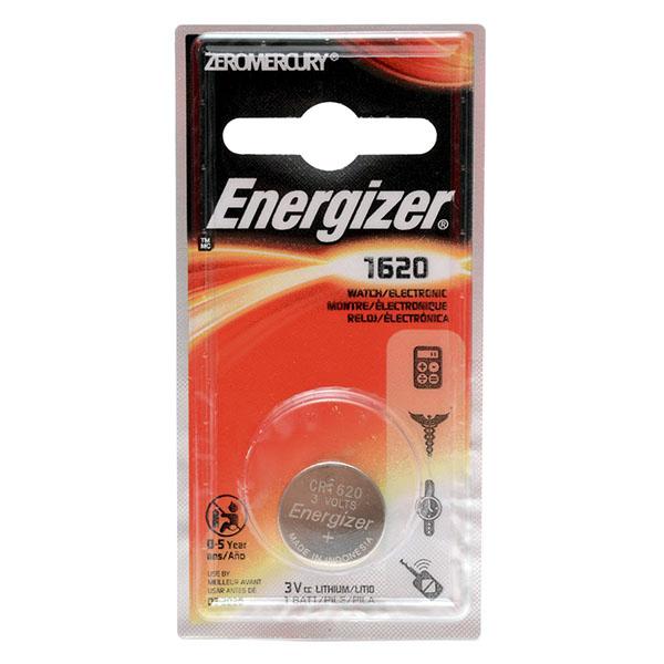 ENERGIZER WATCH BATTERY *CR1620* #ECR1620BP