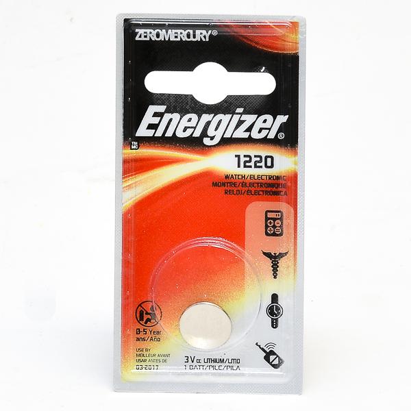 ENERGIZER WATCH BATTERY *CR1220* #ECR1220BP