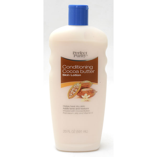 PERFECT PURITY SKIN LOTION 20FL.OZ *COCOA BUTTER*