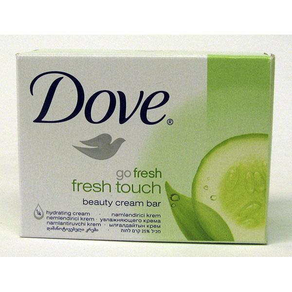 DOVE SOAP BAR 100GM IMP. *FRESH TOUCH*