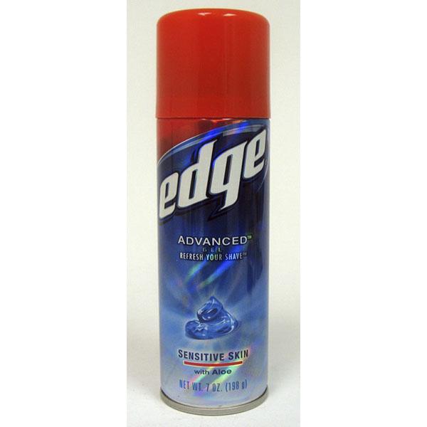 EDGE SHAVE GEL 7OZ *EXTRA MOISTURIZING*