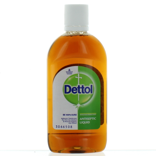 DETTOL ANTISEPTIC LIQUID *IMP* 125ML