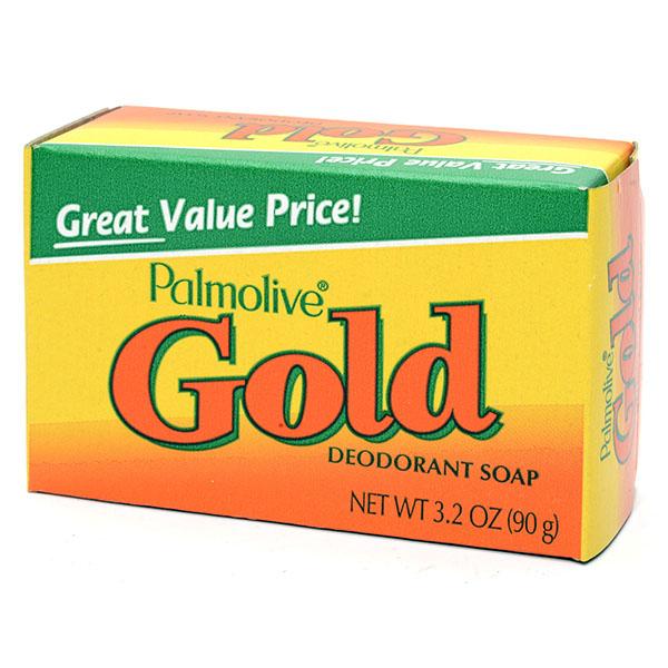 PALMOLIVE GOLD 3.2OZ 3'S