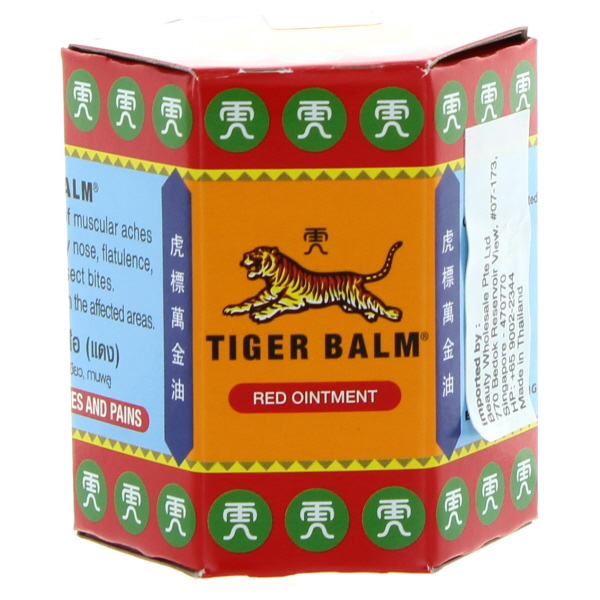 TIGER BALM RED OINTMENT 30GM