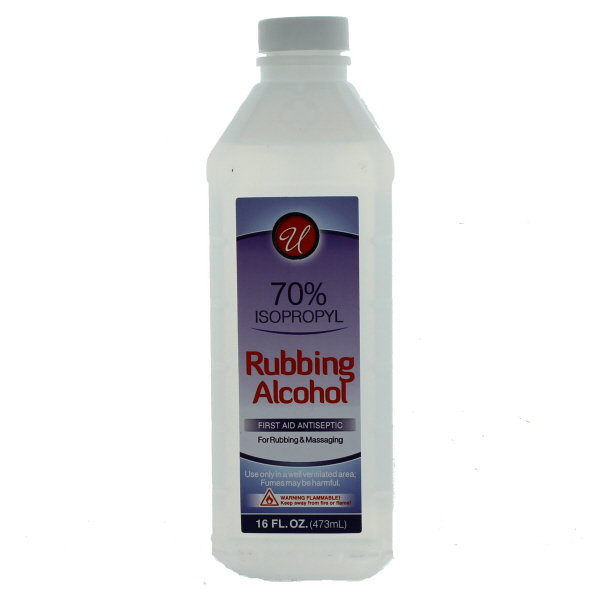 RUBBING ALCOHOL 70% 16FL.OZ