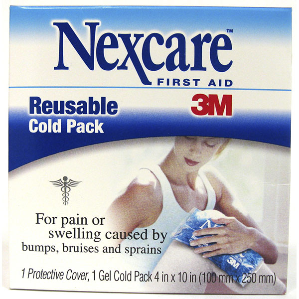 NEXCARE COLD PACK REUSABLE 4