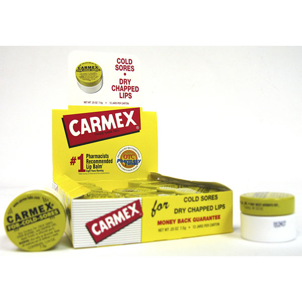 CARMEX ORIGINAL 0.25OZ JAR