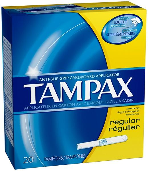 TAMPAX 20'S *REG.*
