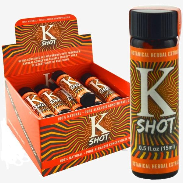 K-SHOT KRATOM EXTRACT SHOT 15ML/.5FL.OZ