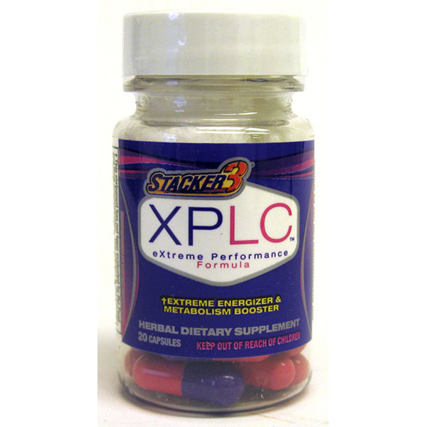STACKER 3 BOTTLE 20'S *XPLC*