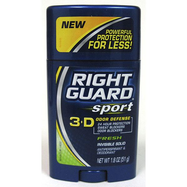 RIGHT GUARD SOLID 1.8OZ *SPORT FRESH*