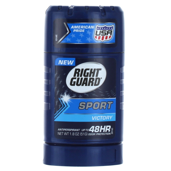 RIGHT GUARD SOLID 1.8OZ *SPORT VICTORY*