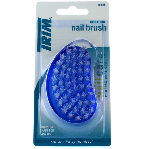 TRIM CONTOUR NAIL BRUSH #02586