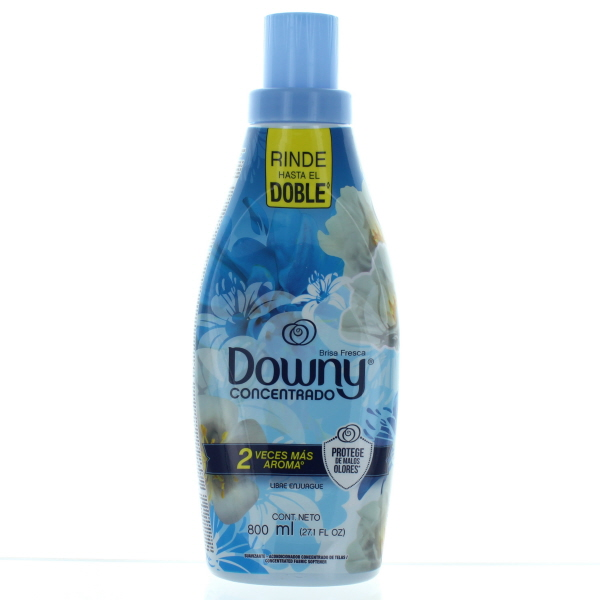 DOWNY FABRIC SOFTENER LIQUID IMP. 800ML *BRISA FRESCA*