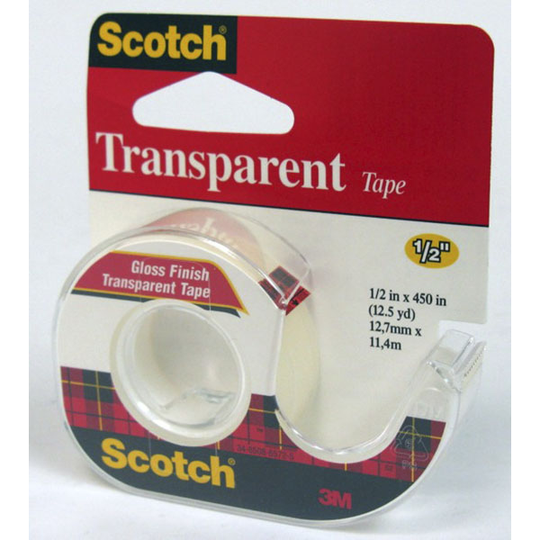 SCOTCH TAPE 1/2