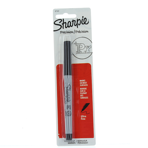 SHARPIE MARKER ULTRA FINE *BLACK* #37101