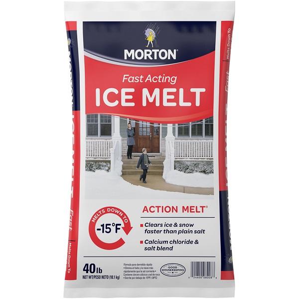 MORTON ACTION-MELT BAGS 40LB