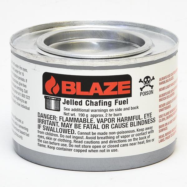 BLAZE CHAFFING FUEL 7OZ