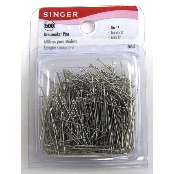 SINGER DRESSMAKER PINS 500'S #00349