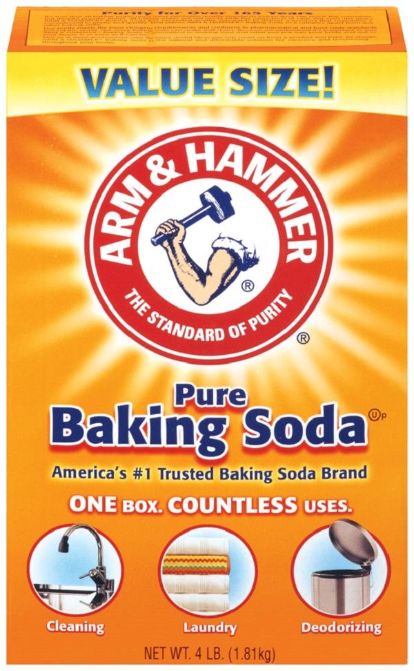 ARM & HAMMER BAKING SODA 4LB