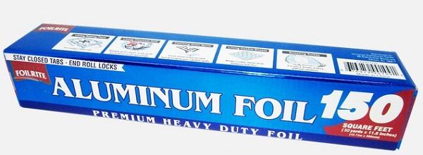 FOILRITE ALUMINUM FOIL 50YDS.X11.8