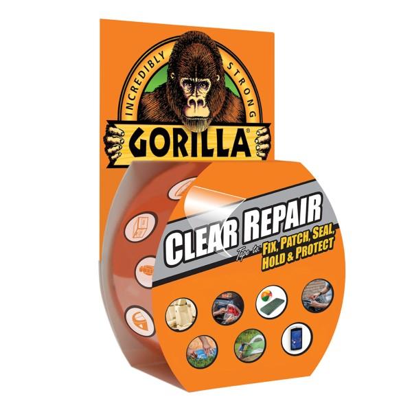 GORILLA GLUE CLEAR REPAIR TAPE 1.5
