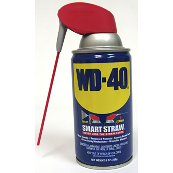 WD-40 SPRAY 8FL.OZ *SMART STRAW*