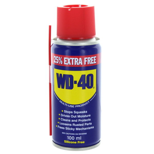 WD-40 SPRAY 3.3FL.OZ/100ML IMP.