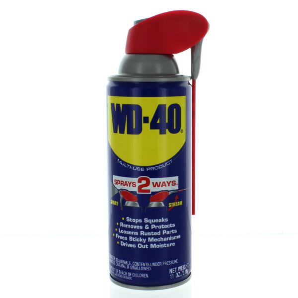 WD-40 SPRAY 11FL.OZ *SMART STRAW*